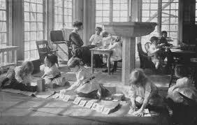 Maria Montessori's School
