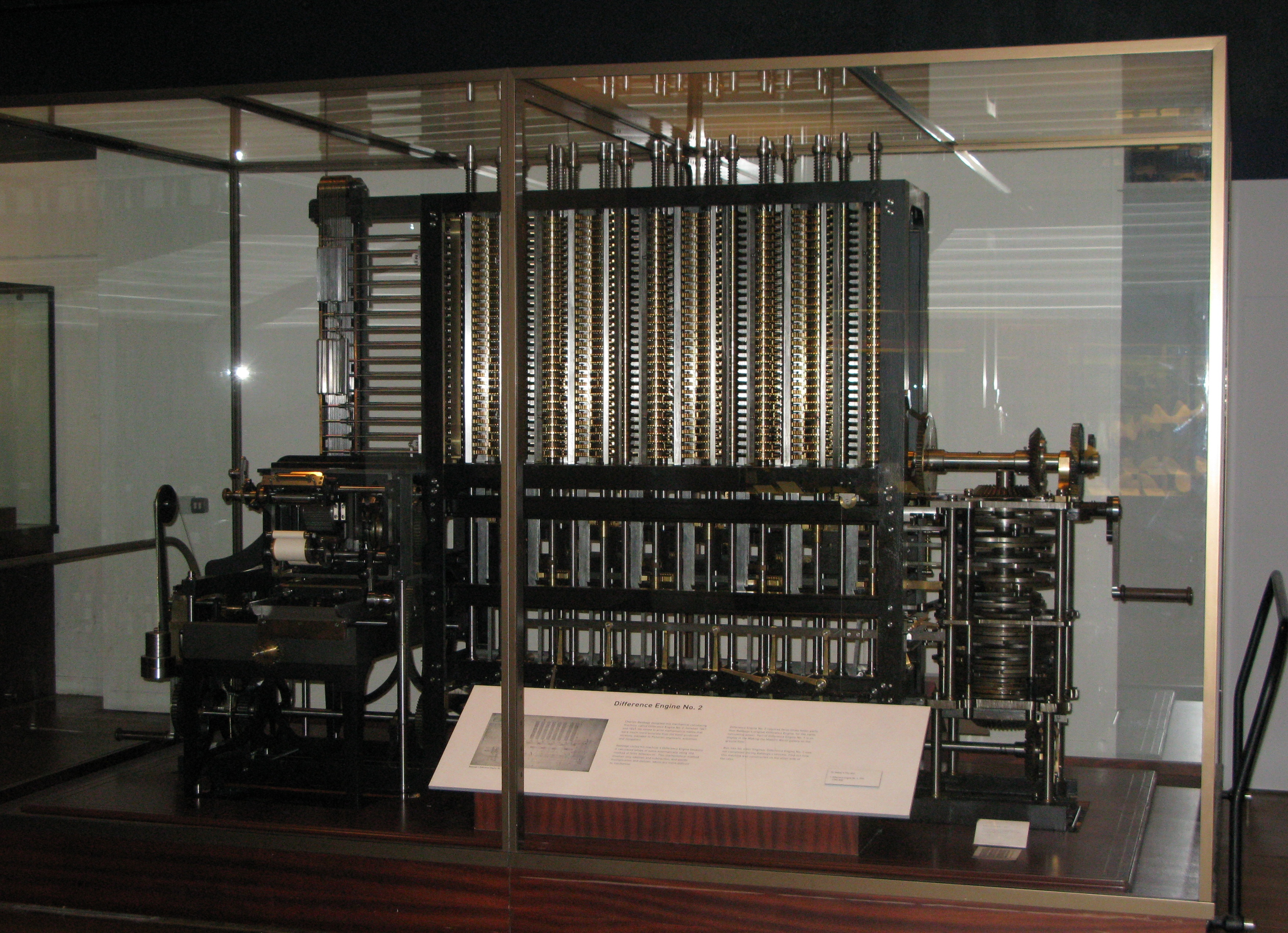 Babbage_Difference_Engine